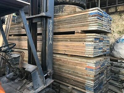 second hand scaffold boards, all sizes