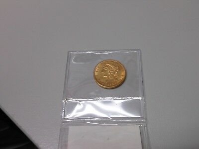 1906 $5.00 Gold Liberty Beautiful Luster you grade NO RESERVE.....