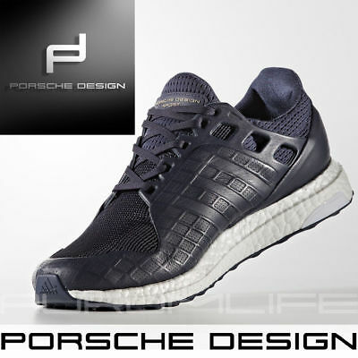 23a46bc5c94 Adidas Porsche Design Mens Shoes Ultra Boost Bounce Limited BB5539 UK 9 US  9.5