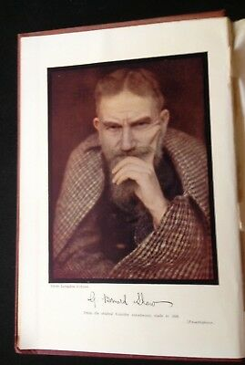 George Bernard Shaw, His Life And Works