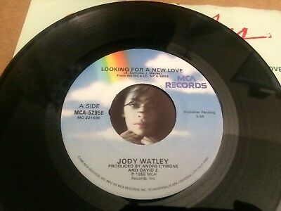 Jody Watley Looking For A New Love Ps V 45 7 R