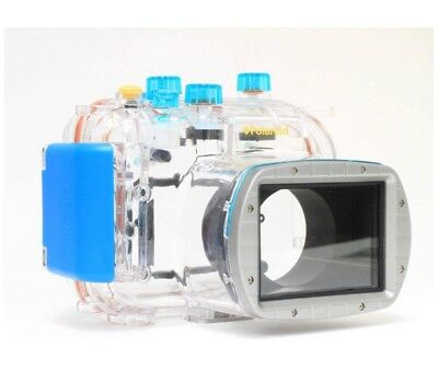 Polaroid Dive Rated Waterproof Underwater Housing Case For Nikon Coolpix P7100