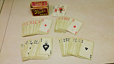Stroh's Bohemian Style Beer Double Deck Of Playing Cards