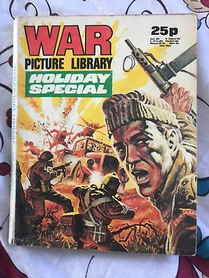 War Picture Library Holiday Special 1975