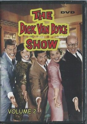 The Dick Van Dyke Show Volume 2 also w Mary Tyler Moore DVD Movie