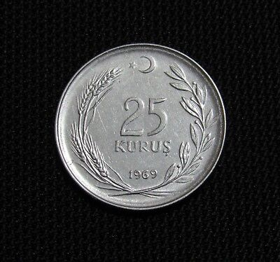 1969 Turkey 20 Kuprus
