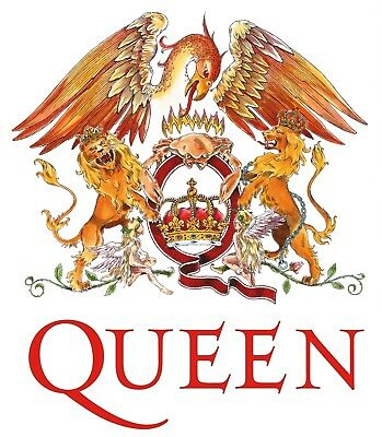 0695 Vintage Music Poster Art - Queen