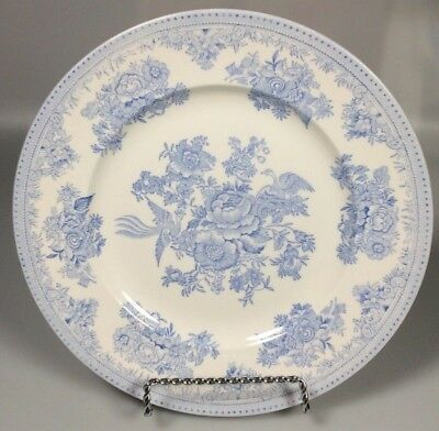 Asiatic Pheasants Luncheon Plate B & L Burgess Leigh English china salad plate