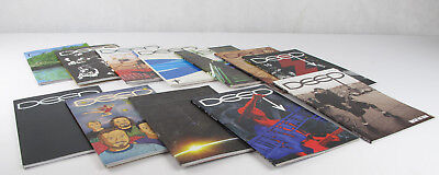 Deep Magazine Pearl Jam 12 issues mags only