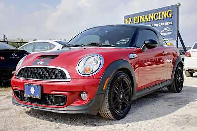 2012 Mini Cooper S Coupe S 2012 Mini Cooper Coupe S, Clean Title, 98K Millage, Just One Owner, Gorgeous