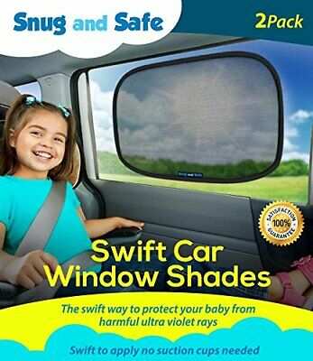 Car Sun Shade 2 pack #1 Car Window Shade 12 in. x 19 in