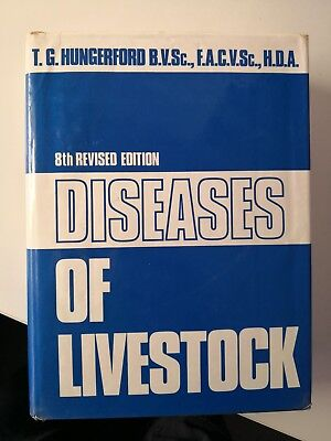 Diseases of Livestock 8th Edition T.G Hungerford.