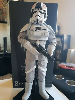Sideshow Star Wars 1/6 Imperial At-At Driver Action Figure