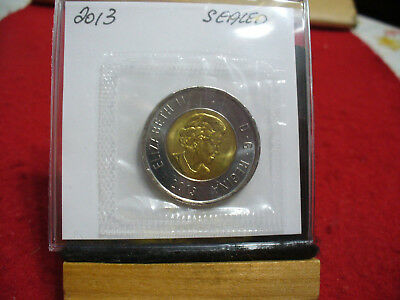 2013   Canada 2$ Two  Dollar  Coin  Toonie  See Photos  13  Proof Like  Sealed