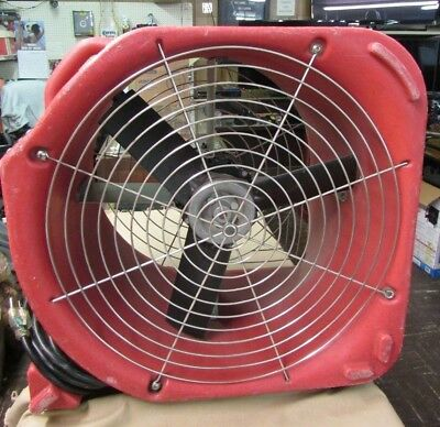 Used Therma-Stor Phoenix Axial Air Mover 3000 CFM AAM