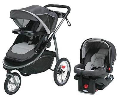 Graco Modes Jogger Travel System, Admiral With SNUGRIDE 35