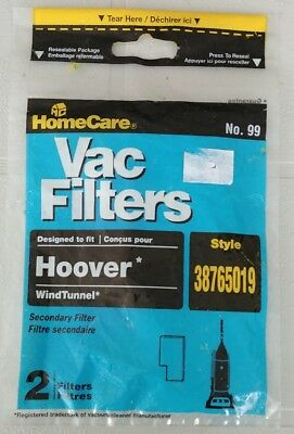 Hoover Vacuum Secondary Filter for 38765019