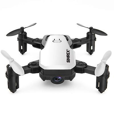 Mini RC Drone for Kids Portable Pocket Quadcopter with Altitude Hold Mode & New