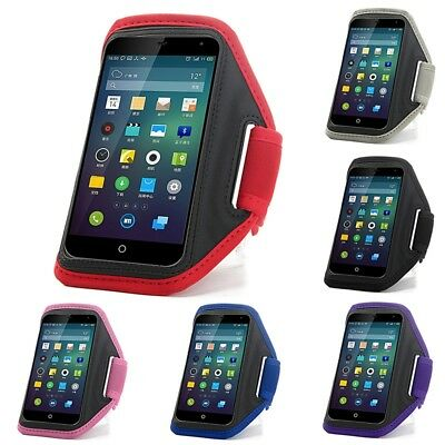 Universal Sports Running Armbag Sweat Resistant Bag Case For iPhone Samsung