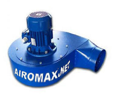 Airomax 2 Hp High Pressure Blower For  Fume Arm And Fume Exhaust Systems