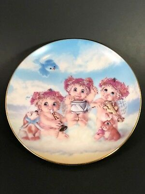 Hamilton Collection Dreamsicles The Recital Plate # 1586I