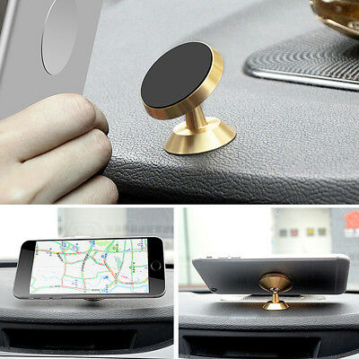 Universal Magnetic Car Phone Holder Air Vent Mount 360° Fits Mobile Phone Tablet