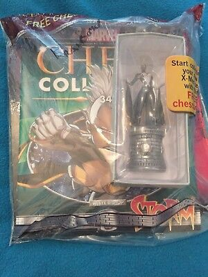 Marvel Chess Collection #33 Storm Original Pakaging