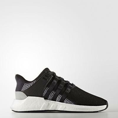 Mens Adidas EQT Equipment Support 93/17 Core Black Running White BY9509