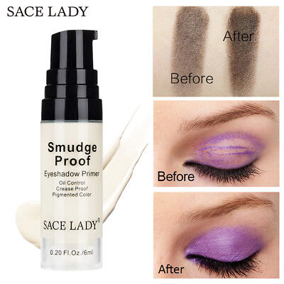 Eye Shadow Primer Highly Pigment SACE LADY Eyeshadow Base Cream Matte