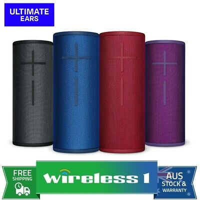 UE Ultimate Ears MEGABOOM 3 Wireless Bluetooth Speakers Multiple Colours