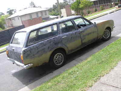 Holden Ht Premier Wagon,drives Well,reco 186,suit Hk Hg Hq Monaro,k,wood,buyer.