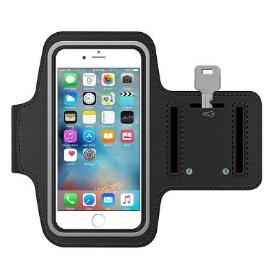 Sports Gym Running Exercise Armband Case Arm Band Apple iPhone XS Max XR X 8 7 6