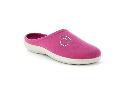 Inblu Ciabatte Donna Pantofola Trendy BS 38 Fuxia