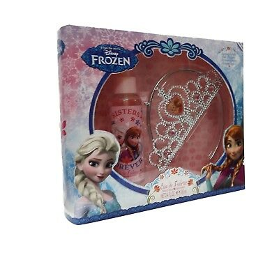Frozen Cofanetto Eau De Toilette 100Ml + Accessori Capelli