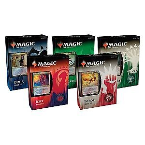 Magic the Gathering Guilds of Ravnica, Guild Kits