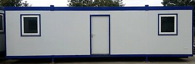 Portable Office, Portable Cabin, Site Office, Container, 32ft x 10ft (l@@k)