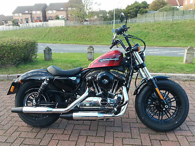 Harley-Davidson XL 1200 XS FORTY EIGHT SP