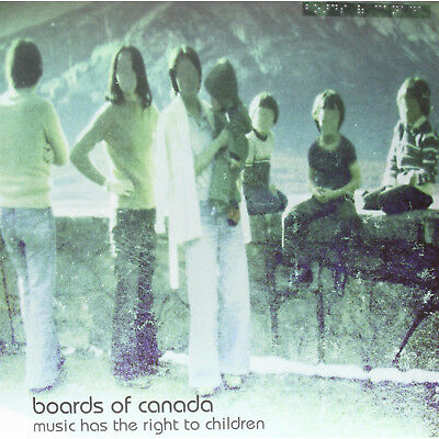 Boards Of Canada - Music Has The Right To Children - (LP + Download)