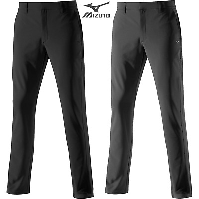 """New 2019"" Mizuno Move Tech Winter Warm Thermal Mens Golf Trousers / Pants"