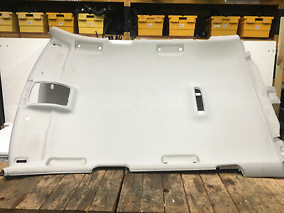 2009 AUDI A3 8P3 ( 3 door ) ROOF HEAD LINING GENUINE PART AS PICTURES