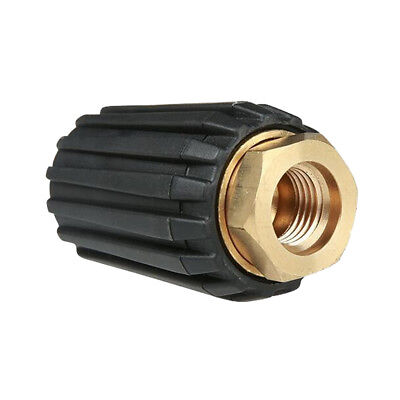 2in 1 Quick Release Adjustable Spray Nozzle Jet High Low for Pressure Washer