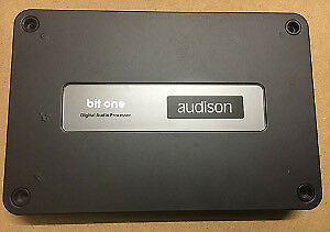 Processore Audio Digitale A 32 Bit Audison Bit One .1 Con Drc