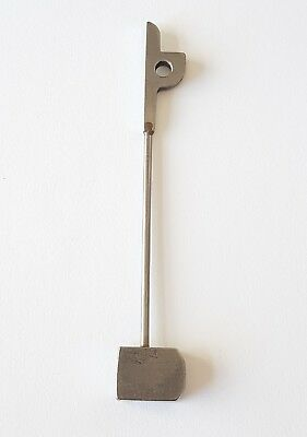 Long Case Clock Bell Hammer Steel 116mm Long Made in UK