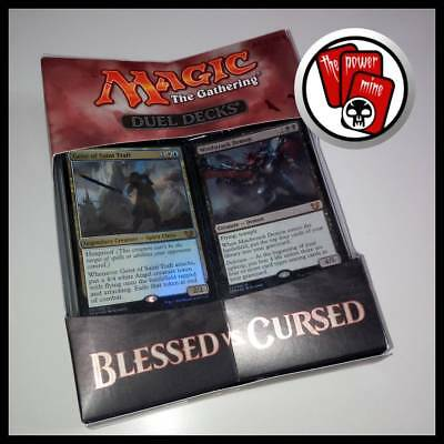Duel Decks Blessed vs. Cursed ~ MTG Magic the Gathering ~ NEW IN BOX