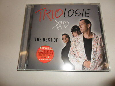 CD  Trio  ‎– Triologie - The Best Of