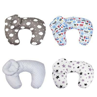 2pcs/Set Baby Nursing Pillow Maternity U-Shape Cotton Breastfeeding Cushion