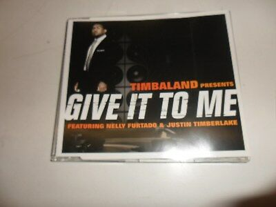 CD TIMBALAND Featuring Nelly Furtado & Justin Timberlake ?- Give It To Me