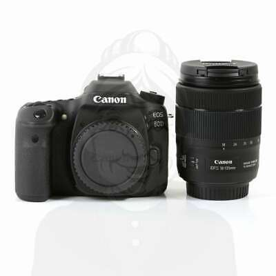 Autentico Canon EOS 80D Digital SLR Camera + 18-135mm f/3.5-5.6 IS USM Lens