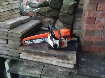 STIHL MS180 Chainsaw Petrol Sthil Brand New Chain Pre MS181