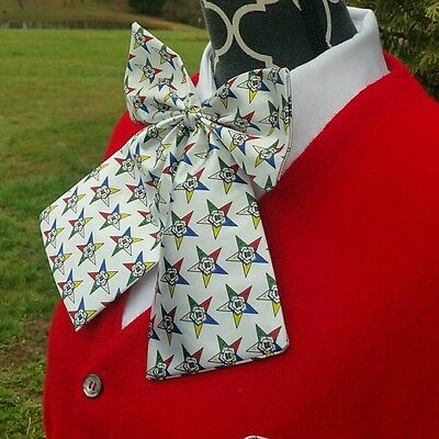 Order of Eastern Stars women bow tie